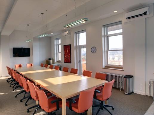 Lab lieu de création - Étage 2 Salle de conférence