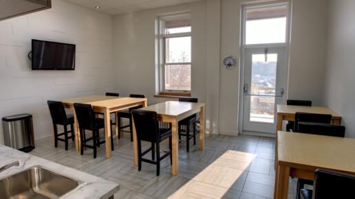Lab lieu de création - Étage 2 Cuisine commune