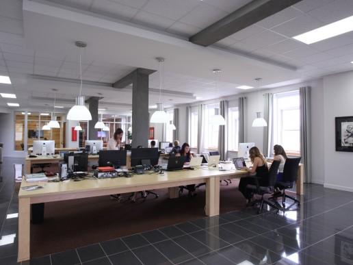Lab lieu de création - Étage 3 Coworking