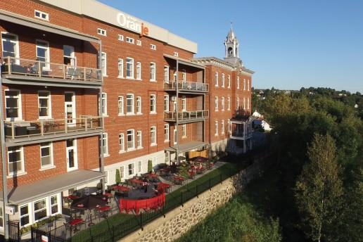 Lab lieu de création - location de terrasse