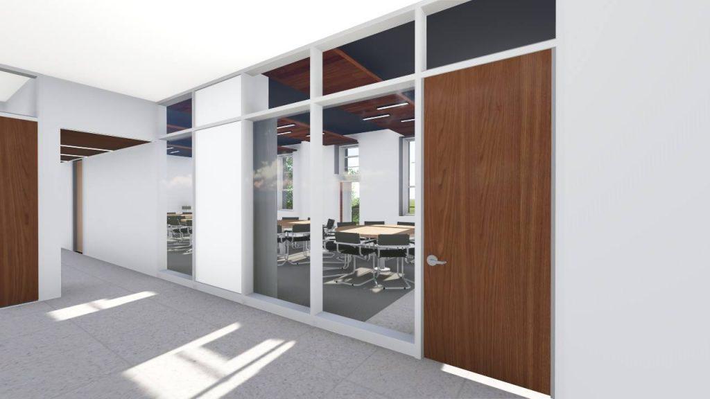 Lab premier étage
