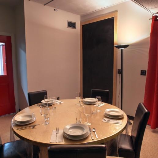Lab lieu de création - salon privé gourmet