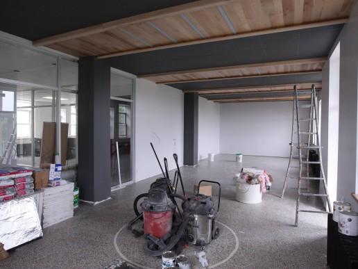 lab lieu de création, première étage